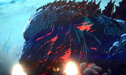 Awesome Godzilla Anime Trailer Is Full of Fire